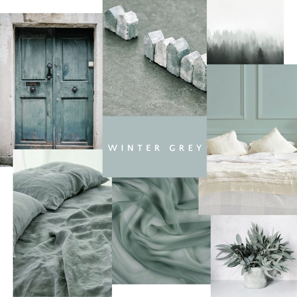 FEATURED COLOUR: WINTER GREY